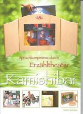 Sprachkompetenz durch Kamishibai Erzähltheater von Holm Schüler (2015, Blätter)