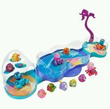"""Xia-Xia Rio de Trio Village Playset """"3 Room Play Habitat"""" !Super Fun!"""