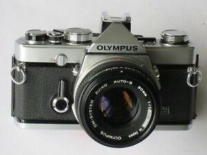 Spiegelreflexkamera Olympus OM-1