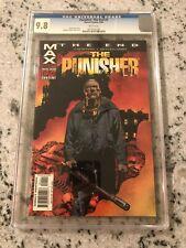 Punisher THE END # 1 9.8 CGC Marvel Comic Book MAX Garth Ennis 1st Print KB3