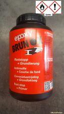 Brunox Epoxy 1 Liter Rostumwandler Rostsanierung Grundierung Rostschutz