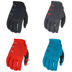 2021 Fly Racing Lite MX Motocross Offroad Gloves - Pick Size & Color