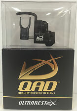 QAD Ultra-Rest HDX  Arrow Rest Black Right Hand Free SOG Knife & DVD