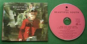 The Beautiful South One Last Love Song / Right Man For The Job / Java CD Single