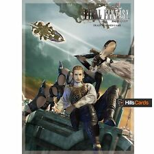 Final Fantasy Trading Card Sleeves - XII Fran Balthier - Standard Size TCG