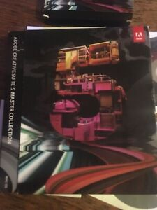 Adobe Creative Suite 5 Master Collection Upgrade Version - Mac OS - English