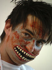 HALLOWEEN-Accessories-Creepy-Evil-Scary-Twisty IT Clown ZOMBIE HORROR MOUTH