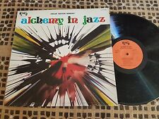 Oscar Rocchi Quintet – Alchemy In Jazz Etichetta: Ring  –  LP NEAR MINT 1979