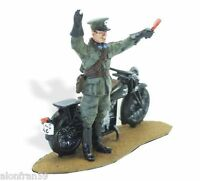 Soldados de Plomo en Moto 1:30 Militia of the Road. GUZZI ALCE - SMI048