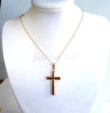Collares y colgantes de bisutería color principal oro aleación sin piedra
