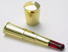 14K Gold Telescoping Cigarette Holder & Case Charm Fob R. Blackinton & Co 10.5gm