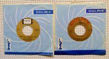 SHELLEY FABARES & PAUL PETERSEN Orig 60s COLPIX Teen Pop 45s Sleeve VG++