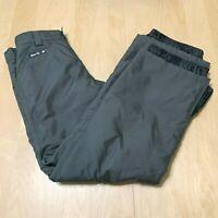 BODY GLOVE Youth Size 12 Kids Quality Insulated Snow Ski Pants adjustable waist