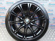 "BMW 3 Series MV2 18"" REAR Alloy Wheel Black 8.5J   7mm Tyre  464"