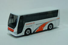 TOMICA ~ THSR Shuttle Bus MITSUBISHI FUSO AERO QUEEN ~ 1/156