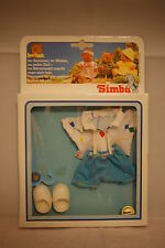 Simba Bear Family Bärenwald BOUTIQUE blue pants MIB Sylvanian families 80's
