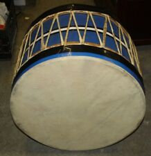 "NATIVE AMERICAN POW WOW DRUM 18""X25"" FREE SHIPPING"