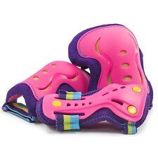 Protections vert pour skate, roller et trottinette
