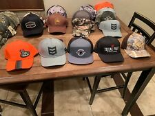 Hat Hunting Lot 5 Hats Outdoor Camo Sitka Realtree