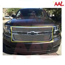 AAL Chevy Tahoe 2015-2016 2017 2018 Suburban Billet Grille Insert Bolt-On Style