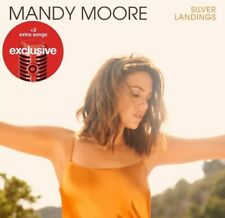 Mandy Moore Silver Landings Usa Cd Target Exclusive w/ Bonus Tracks Pop 2020 New
