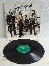 The Siegel-Schwall - The Reunion Concert | Alligator 1988 | VG+ / VG+ | Cleaned