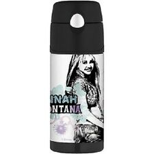 Hannah Montana Thermos Funtainer 12 oz Beverage Holder Thermax Max Insulation