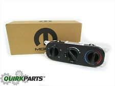 s l225 car & truck a c & heater controls for jeep wrangler , genuine oem  at panicattacktreatment.co