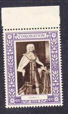 "GB  1937 Coronation ""Purple"" - George 11 Mint"