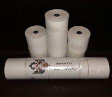 10 St Kassenrollen 57mm x 40m x 12mm für Olympia CM91x CM94x CM96x KPR58