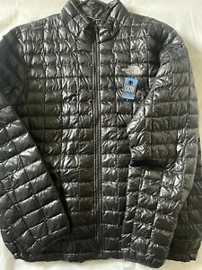 The North Face Thermoball Down Jacket - Black - Size L - 008