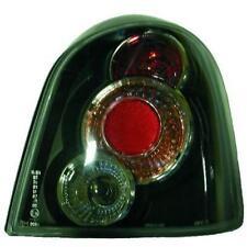 Par de faros luces traseras TUNING RENAULT TWINGO 93-07 negros Lexus