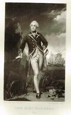"Mezzotint Eng Proof - Sir Joshua Reynolds ""LORD ROBERT MANNERS"" - c1820"