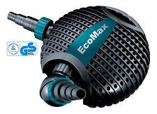 Energiespar T-Pumpe EcoMaxO-10.000 Für Koi Teich,Bachlauf u Skimmer  TopQualität