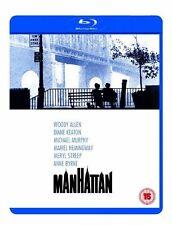 Manhattan [Blu-ray] [1979] Woody Allen; Diane Keaton; Mariel Hemingway
