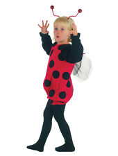 Fancy Dress Toddler #Lady Bug Animals & Nature Book Week Costume 2-3 Years
