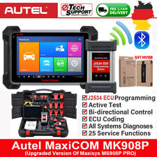 Autel MaxiSys MK908P MS908S Pro Elite Diagnosegerät OBD2 J2534 ECU Program MK808