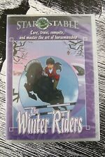STAR STABLE The Winter Riders Software PC Game CD-ROM Sealed NEW