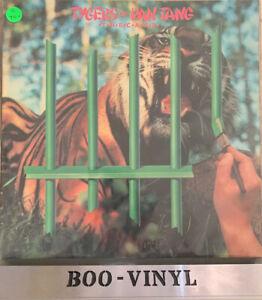 TYGERS OF PAN TANG - THE CAGE - ORIGINAL UK VINYL LP 1982 - A1-B1 METAL Ex+