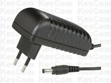 Markennetzteil 12V, 2A, 2.000mA 2.1mm, EU, 5.5 x 2.1mm, Power Supply #15412