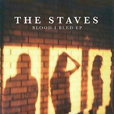 Blood I Bled 0825646212583 by The Staves Vinyl EP