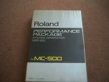Roland  MRP-500 performance package for MC-500