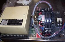 Asco 100 Amp 120 Vac Transfer Switch 940 With Control Panel Group 7