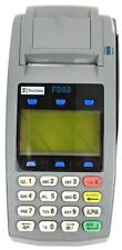 First Data Fd50 Credit Card Terminal - Unit only