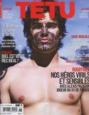 Tetu Magazine #168 7/2011 gay men MABILLE ALEXIS PALISSON