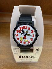 Disney's Lorus Mickey Mouse Kids Wrist Watch