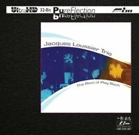 LIM | Jacques Loussier Trio - The Best Of Play Bach Ultra HD CD