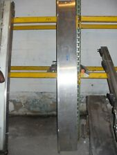 """Stainless Steel Shelf for Wall/Conveyor Packing Table, 95.75"""" x 12 1/8"""" x 3.5"""""""