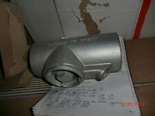 """O.Z. Gedney EYA-300 3"""" Explosion Proof Sealing Fitting factory box 6 available"""