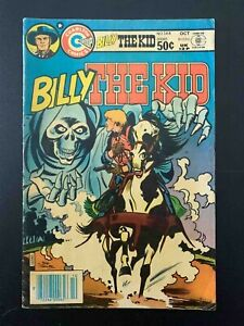 BILLY THE KID #144 CHARLTON COMICS 1981 FN+